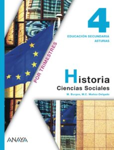 Costosdelaimpunidad.mx Historia 4.secundaria Obligatoria - Segundo Ciclo - 4º Asturias Image