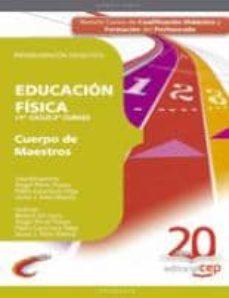 Ojpa.es Cuerpo De Maestros. Educacion Fisica (1er Ciclo-2º Curso): Progra Macion Didactica Image