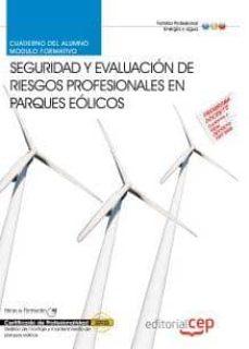 Relaismarechiaro.it Cuaderno Del Alumno Seguridad Y Evaluacion De Riesgos Profesional Es N Parques Eolicos (Mf0618_3). Image