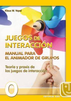 Inmaswan.es Juegos De Interaccion. Manual Para El Animador De Grupos. Teoria Y Praxis De Los Juegos De Interaccion. Image