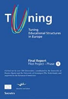 Inmaswan.es Tuning Educational Structures In Europe. Final Report. Pilot Proj Ect-phase 1 Image