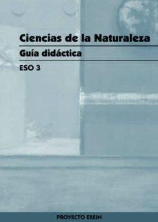 Garumclubgourmet.es Ciencias De La Naturaleza 3º Eso Guia Profesor Image