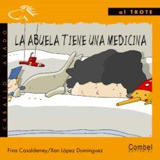 Cdaea.es La Abuela Tiene Una Medicina (Letra De Imprenta) Image