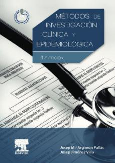 metodos de investigacion clinica y epidemiologica (4ª ed.)-josep mª argimon pallas-josep jimenez villa-9788480869416