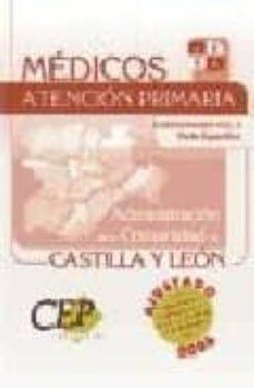 Permacultivo.es Cuestionario Medicos Atencion Primaria Administracion De La Comun Idad De Castilla Y Leon. Parte Especifica Vol. Ii Image