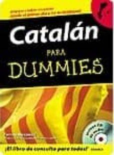 Trailab.it Catalan Para Dummies (Incluye Audio-cd) Image