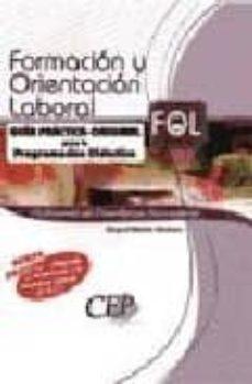 Relaismarechiaro.it Guia Practica-original Para La Programacion De Formacion Y Orient Acion Laboral (Fol) Image