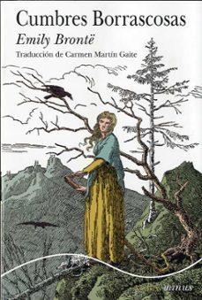 Libro para descargar gratis CUMBRES BORRASCOSAS (Literatura española) de EMILY BRONTE MOBI PDF ePub