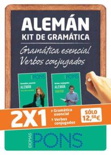 Descargar KIT DE GRAMATICA ALEMAN gratis pdf - leer online