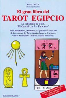 Geekmag.es El Gran Libro Del Tarot Egipcio, La Sabiduria De Thot Image