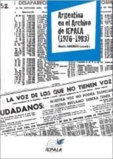 Inmaswan.es Argentina En El Archivo De Iepala 1976-1983 Image