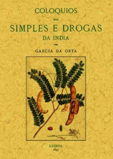 Descarga gratuita de libros electrónicos de libros de Google. COLOQUIOS DOS SIMPLES E DROGAS DA INIDA (ED. FACS.) 9788490014516 de GARCIA DA ORTA  (Spanish Edition)