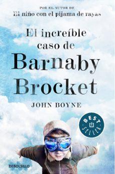 Descargas de libros electrónicos para iPad EL INCREIBLE CASO DE BARNABY BROCKET (Literatura española) de JOHN BOYNE