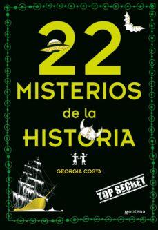 22 misterios de la historia-georgia costa-9788490435816