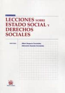 Srazceskychbohemu.cz Lecciones Sobre Estado Social Y Derechos Sociales Image