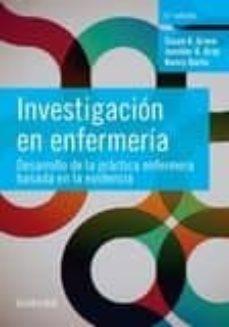 Amazon libros descargas gratuitas INVESTIGACIÓN EN ENFERMERÍA 6ª ED 9788491130116 in Spanish de S.K. GROVE FB2 PDB RTF