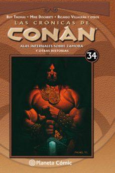 Joomla libros pdf descarga gratuita LAS CRÓNICAS DE CONAN Nº 34/34 RTF ePub in Spanish de ROY THOMAS