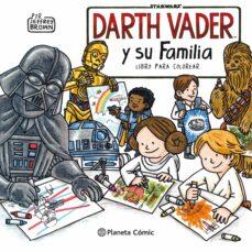 Elmonolitodigital.es Star Wars Darth Vader Y Su Familia Coloring Book Image