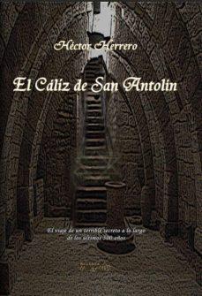 EL CALIZ DE SAN ANTOLIN - HECTOR HERRERO | Triangledh.org