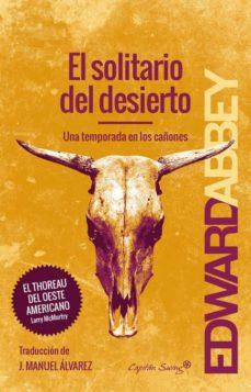 Libros en línea para descargar gratis EL SOLITARIO DEL DESIERTO