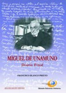 Titantitan.mx Miguel De Unamuno: Diario Final (2ª Ed.) Image