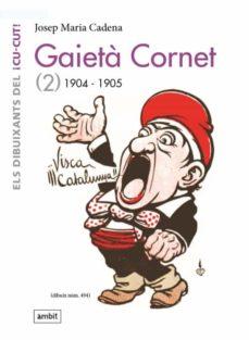 Ojpa.es Gaieta Cornet Vol. 2 (1904-1905) Image