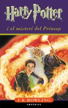 harry potter i el misteri del princep-j.k. rowling-9788497871716