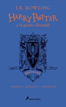 Leer y descargar libros. HARRY POTTER Y LA PIEDRA FILOSOFAL (RAVENCLAW) 20 AÑOS DE MAGIA (Spanish Edition) de J.K. ROWLING