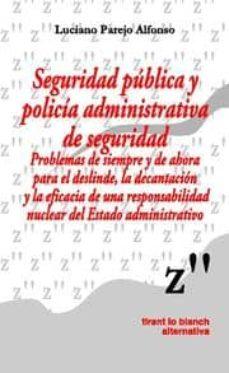 Viamistica.es Seguridad Publica Y Policia Administrativa De Seguridad Image