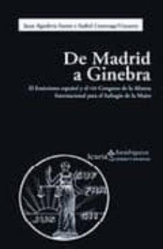 Elmonolitodigital.es De Madrid A Ginebra: El Feminismo Español Y El Vii Congreso De La Alianza Internacional Para El Sufragio De La Mujer (1920) Image