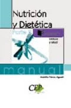 Cdaea.es Manual Nutricion Y Dietetica. Parte Ii. Formacion Image