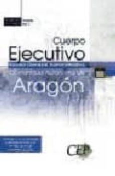 Titantitan.mx Cuerpo Ejecutivo Escala General Administrativa. Comunidad Autonom De Aragon. Promocion Interna Temario Vol. I Image
