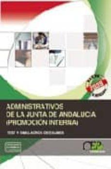 Permacultivo.es Administrativos De La Junta De Andalucia (Promocion Interna) Test Y Simulacros De Examen Image
