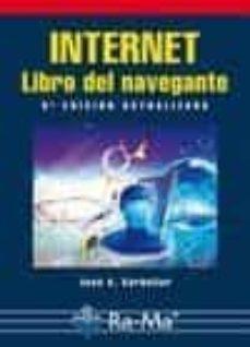 Descargar INTERNET LIBRO DEL NAVEGANTE gratis pdf - leer online