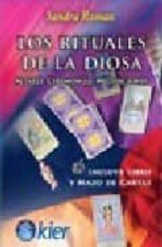 los rituales de la diosa: altares, ceremonias, meditaciones-sandra roman-tamara andreas-9789501704716