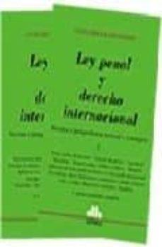 Followusmedia.es Ley Penal Y Derecho Internacional Doctrina Y Jurisprudencia (2 Vo Ls.) Image