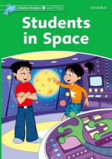 students in space (dolphin readers 3)-9780194400626