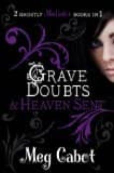 grave doubts & heaven sent 5 & 6-meg cabot-9780330519526