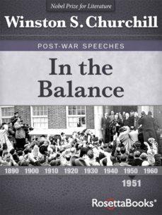 in the balance (ebook)-winston s. churchill-9780795329326