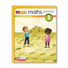 Descargas de audiolibros en alemán MAX MATHS PRIMARY - A SINGAPORE APPROACH WORKBOOK 3 9781380017826  de