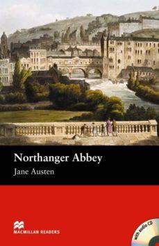 macmillan readers beginner: northanger activity bookbey pack-jane austen-9781405076326