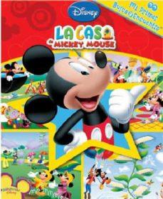 Bressoamisuradi.it Mickey Mouse: Mi Primer Busca Y Encuentra Gran Formato Image