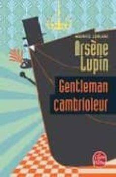 Ebook para descargar gratis electrónica básica ARSENE LUPIN, GENTLEMAN CAMBRIOLEUR en español 9782253002826