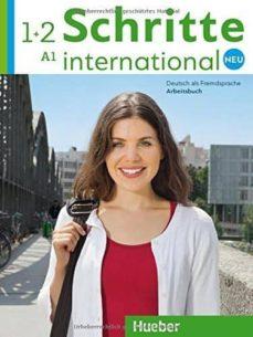 Descargador de libros en línea SCHRITTE INTERNATIONAL NEU 1+2 : DEUTSCH ALS FREMDSPRACHE / ARBEITSBUCH + 2 CDS ZUM ARBEITSBUCH (Spanish Edition) de  9783191110826