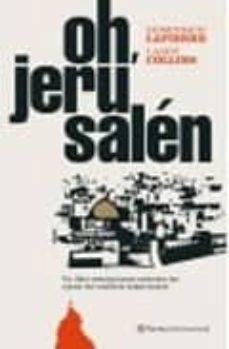 Descargar un libro OH, JERUSALEN en español 9788408051626