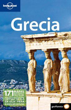 Geekmag.es Grecia (Lonely Planet) 5ª Edicion Image