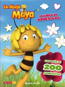 Followusmedia.es La Abeja Maya. Mi Libro De Adhesivos Image