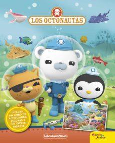Elmonolitodigital.es Los Octonautas. Libroaventuras: Incluye Un Libro De Actividades, Figuras Y Un Tapete Gigante Image