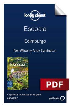 escocia 7. edimburgo (ebook)-neil wilson-andy symington-9788408189626