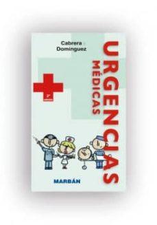 Libro gratis en línea descargable URGENCIAS MEDICAS (FORMATO POCKET) de CABRERA, DOMINGUEZ in Spanish 9788416042326